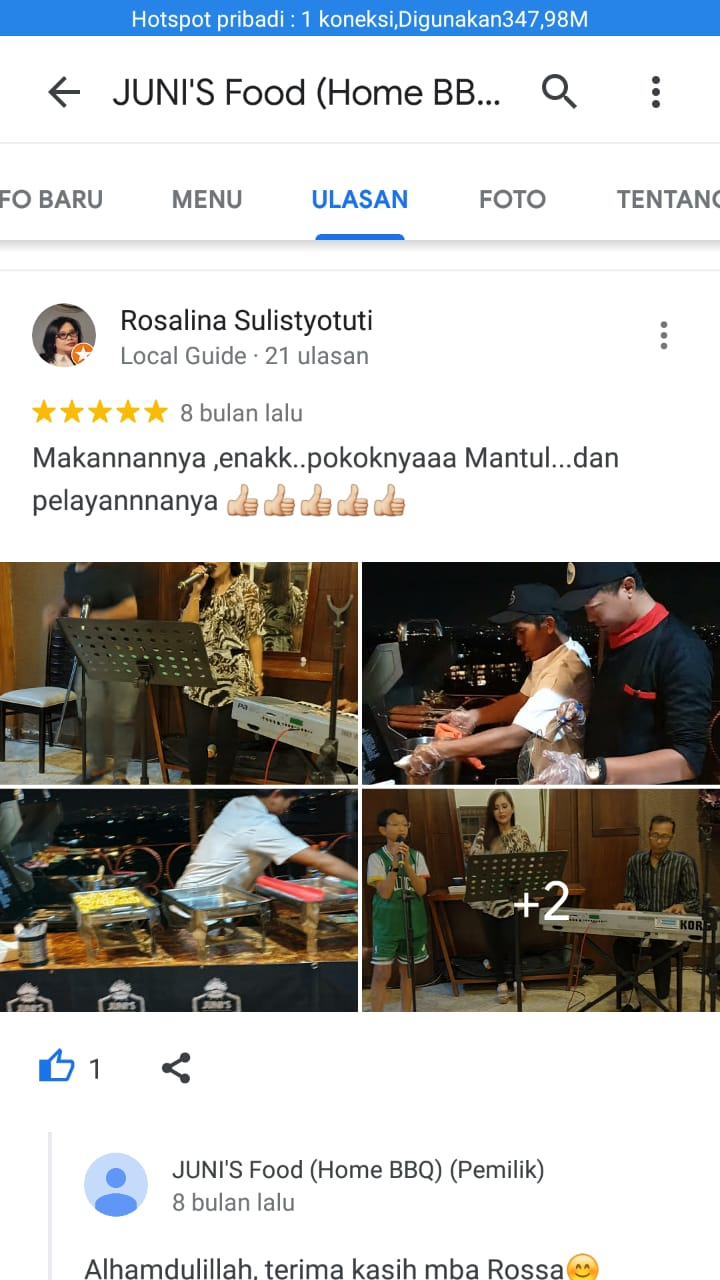 Rosalina Sulistyotuti
